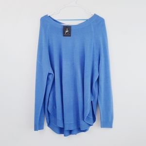 NWT Atmosphere blue oversized sweater